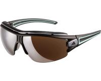 Adidas Evil Eye Halfrim Pro S Matte Brown/Turquoise 2 écrans LST Active Silver et Bright