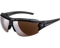 Adidas Evil Eye Halfrim Pro S Matte Black/Grey 2 écrans LST Active Silver et Bright