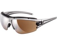 Adidas Evil Eye Halfrim Pro S Silvermet/Black 2 écrans LST Active Silver et Bright