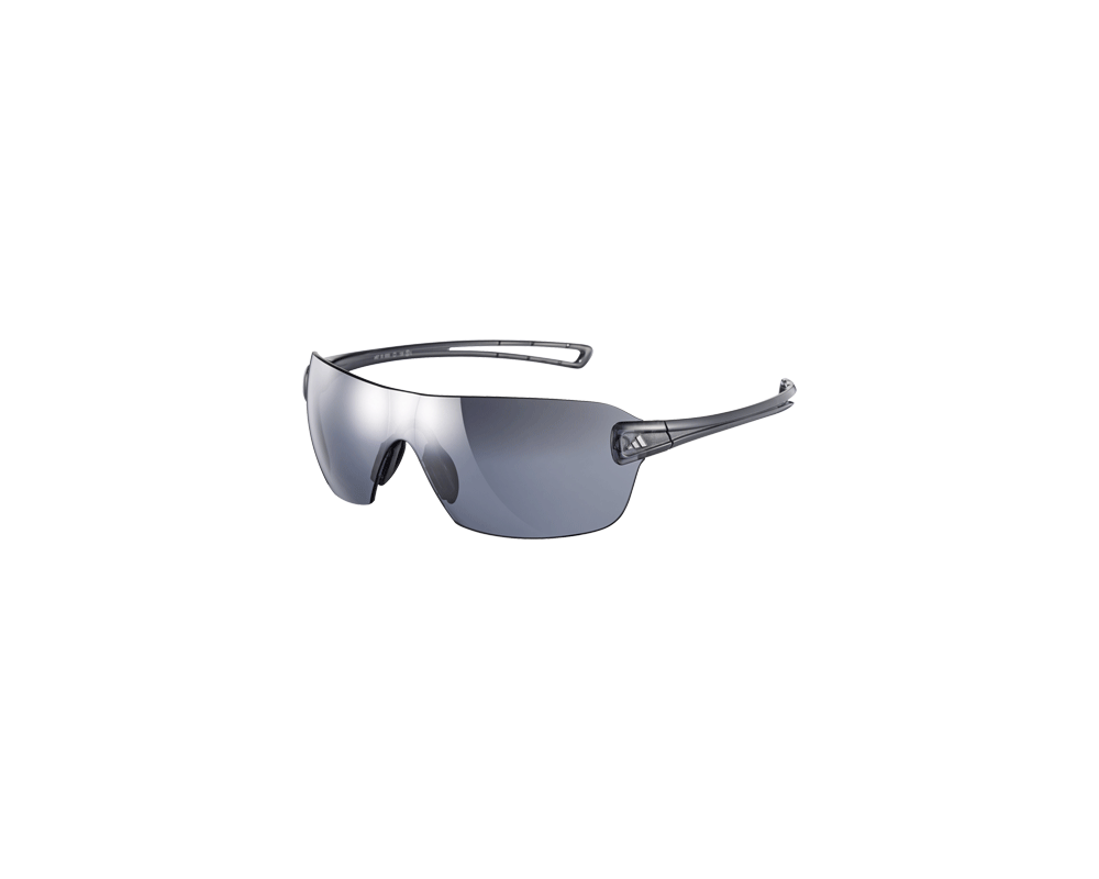 adidas duramo s transparent grey grey silver gradient a407 00 6055 ice lunettes de soleil. Black Bedroom Furniture Sets. Home Design Ideas