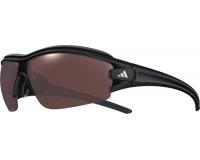 Adidas Evil Eye Halfrim Pro S Matte Black 2 écrans LST Polarized et Bright