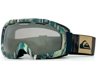 Quiksilver Masque de Ski Facet Orbicular Camouflage Orange Chrome