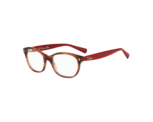 84ee45958b235d Dior CD3237 Ltbrw Red - 116829 MA8 - Lunettes de vue - IceOptic