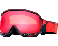 Quiksilver The Hubble Tort Multilayer Red