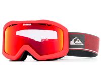 Quiksilver Fenom Red Orange Chrome