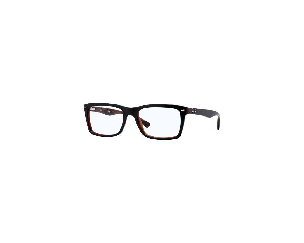dd7ec58db47 Ray-Ban RX5287 Black - RX5287 2000 o - Eyeglasses - IceOptic