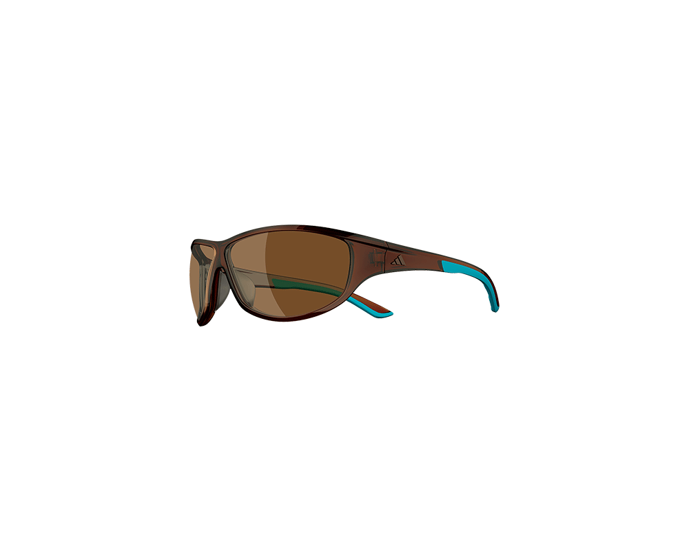 adidas daroga brown transparent blue lst contrast silver a416 00 6054 lunettes de soleil. Black Bedroom Furniture Sets. Home Design Ideas