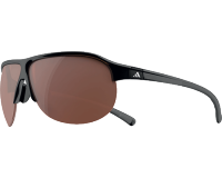 Adidas Tourpro S Shiny Black/Grey LST Polarized Silver