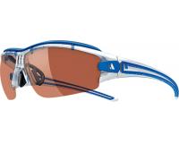 Adidas Evil Eye Halfrim Pro L Crystal/Blue 2 écrans LST Active Silver et Bright