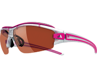 Adidas Evil Eye Halfrim Pro L Crystal/Pink 2 écrans LST Active Silver et Bright