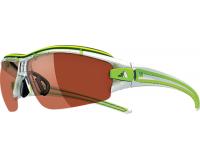 Adidas Evil Eye Halfrim Pro S Crystal/Green 2 écrans LST Active Silver et Bright