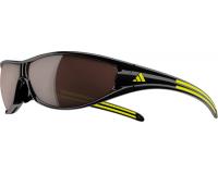 Adidas Evil Eye Small Black/Yellow LST Polarized Active