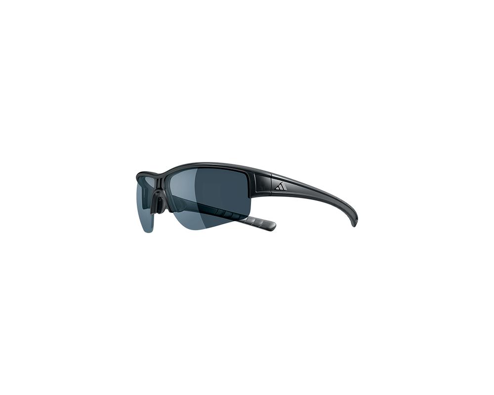 adidas evil cross halfrim s grey transparent grey silver gradient a411 00 6051 lunettes de. Black Bedroom Furniture Sets. Home Design Ideas