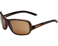 Bolle Kassia Shiny Chocolate Translucent Brown Polarized Sandstone Gun Oleo AF