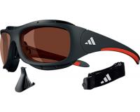 Adidas Terrex Pro Matte Black/Red LST Polarized Silver H+ et LST Bright
