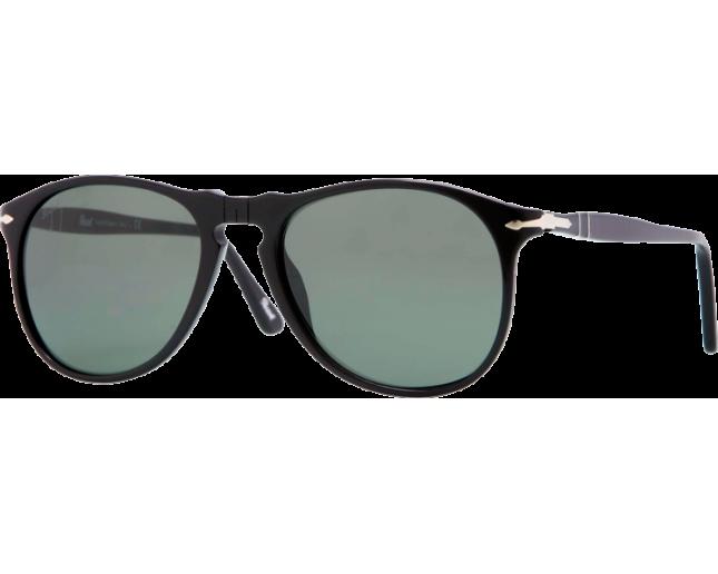 beb41f9ebfc Persol 9649S Black Crystal Green Polarized - PO9649S 95 58 o ...