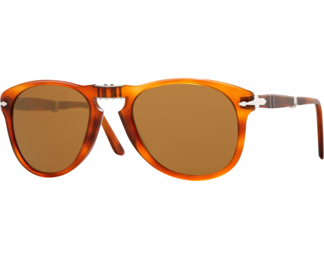 f64de20e14 Persol 0714 Light Havana Crystal Brown - PO0714 96 33 ICE - Sunglasses -  IceOptic