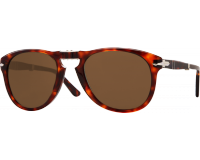 Persol 0714 Folding Havana Crystal Brown Polarized