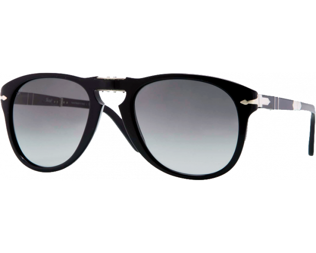 Po0714sm Grey Dark Faded Persol Folding Black Steve Mc Queen 0714 eW2IEYHb9D