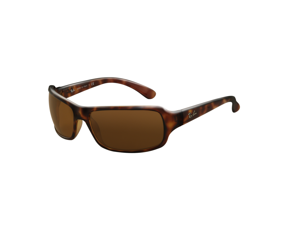 8185839a300 Ray-Ban RB4075 RB4075 Havana Crystal Brown Polarized - RB4075 642 57 -  Sunglasses - IceOptic