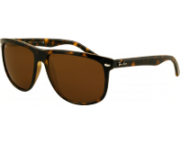 Ray-Ban Hightstreet Light Havana Crystal Brown Polarized