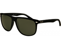 Ray-Ban Hightstreet Black Crystal Green Polarized
