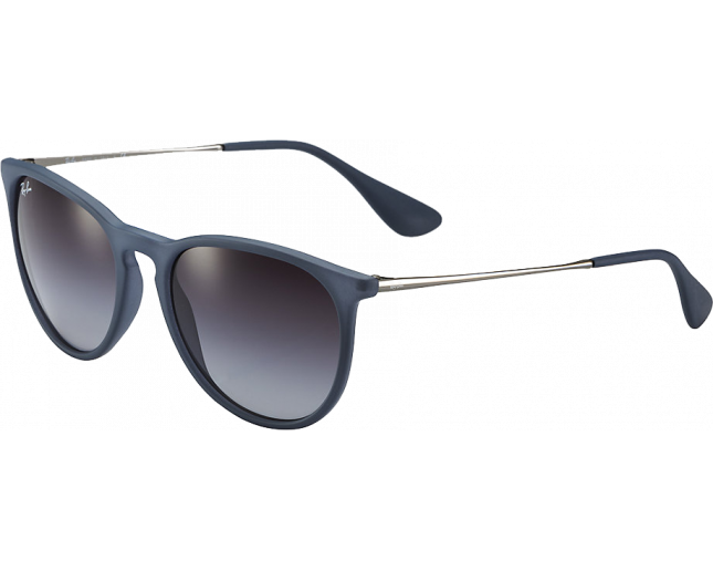 ray ban erika rubber blue grey gradient rb4171 6002 8g rh iceoptic com ray ban erika rubber havana brown gradient ray ban erika rubber