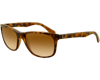 Ray-Ban RB4181 Light Havana Crystal Brown Gradient