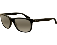 Ray-Ban RB4181 Black Crystal Grey Gradient Azure