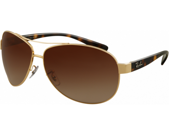 Ray-Ban RB3386 Arista Brown Gradient