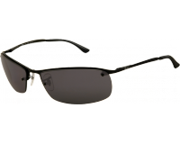 Ray-Ban Top Bar Square Black Polar Grey