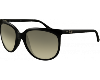 Ray-Ban Cats 1000 Black Crystal Grey Gradient