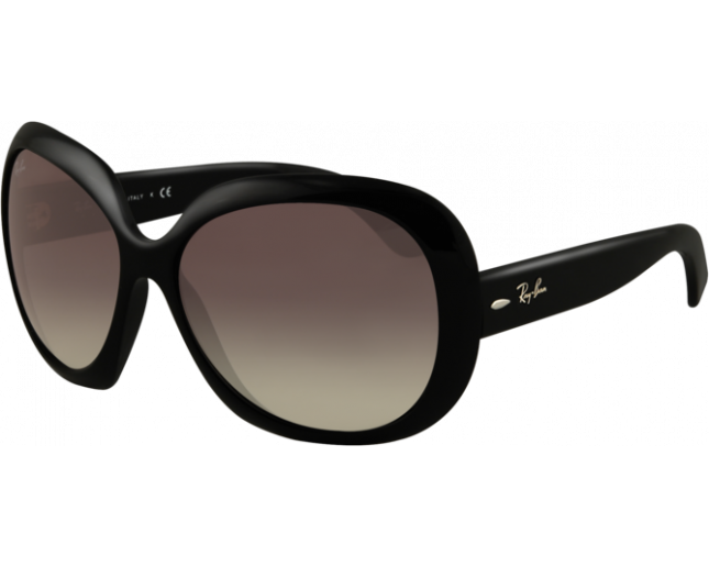 Ray-Ban Jackie OHH II RB4098 Black Grey Gradient - RB4098 601 8G ... de0d803a084f