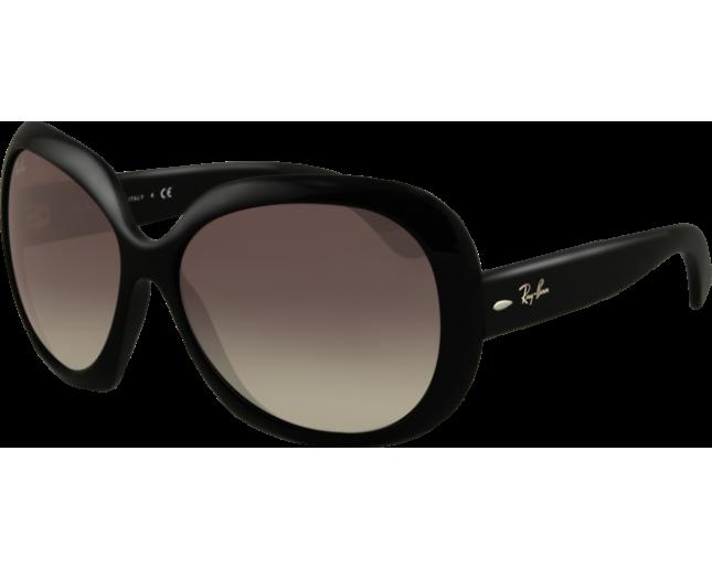0510dd763f Ray-Ban Jackie OHH II RB4098 Black Grey Gradient - RB4098 601 8G -  Sunglasses - IceOptic