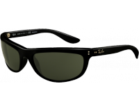 Ray-Ban Balorama II Black Crystal Green Polarized