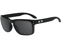 Oakley Holbrook Polished black-Grey polarisé