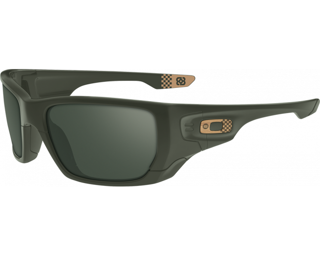 Oakley Style Switch Bob Burnquist Signature - OO9194-13 - Lunettes ... 7247dc48220f