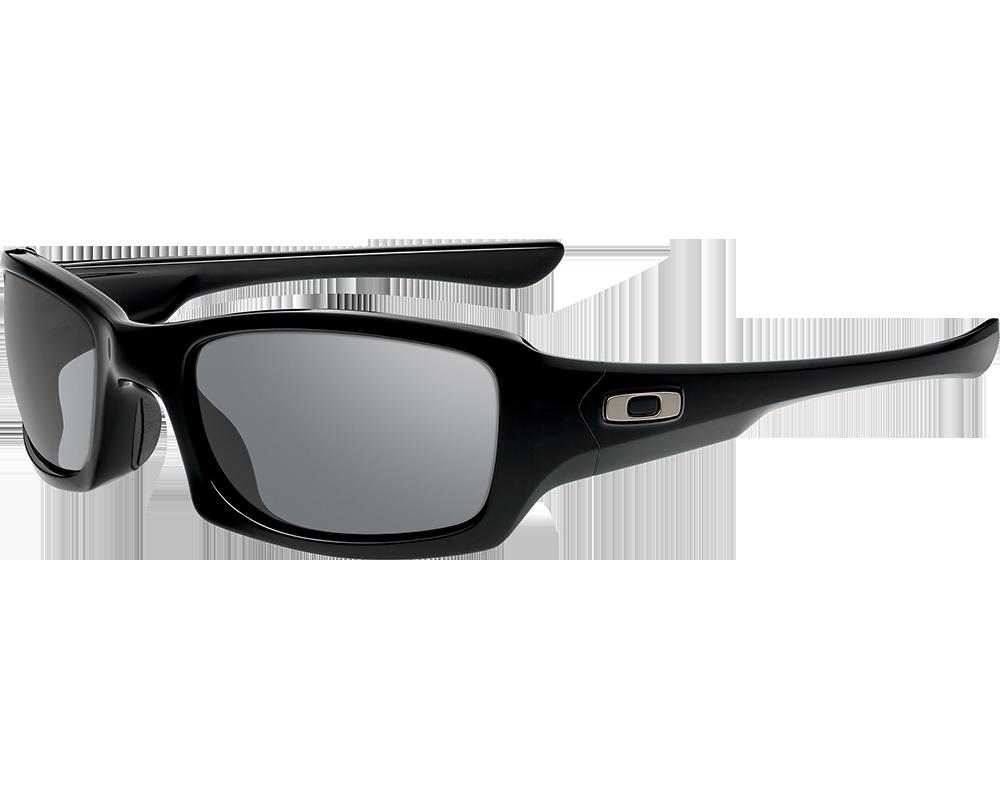 0917f5eaf04 Oakley Fives Squared Polished black-Grey - OO9238-04 - Sunglasses - IceOptic