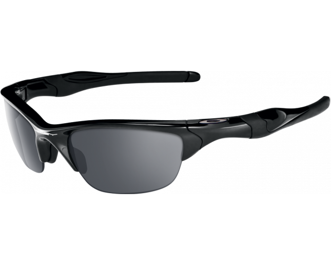 Oakley Half Jacket 2.00 Polished black-Black iridium