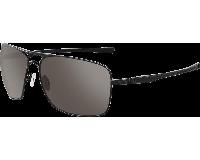 0eb66d605e Oakley Plaintiff Squared Polished black-Warm grey - OO4063-01 ICE -  Sunglasses - IceOptic