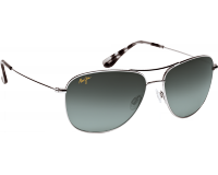 Maui Jim Cliff House Argenté Gris Neutre