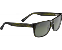 Maui Jim Waterways Vert Olive Strié Maui HT