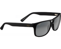 Maui Jim Waterways Noir Mat Gris Neutre