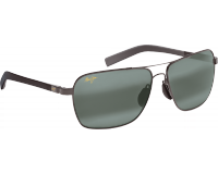 Maui Jim Freight Trains Noir Brillant Branches Noir Mat Gris Neutre