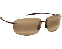 Maui Jim lunette de soleil Breakwall Brun Foncé Bronze HCL Polarisée