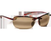 Maui Jim lunette de soleil Hanalei Ecaille Bronze HCL Polarisée