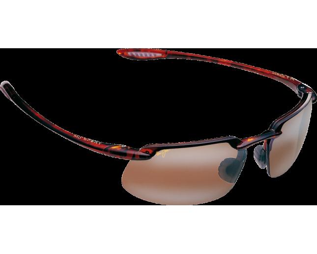 Maui Jim lunette de soleil Kanaha Ecaille Bronze HCL Polarisée