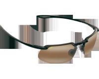 Maui Jim lunette de soleil Kanaha Noir Brillant Bronze HCL Polarisée