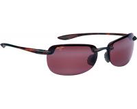 Maui Jim lunette de soleil Sandy Beach Ecaille Maui Rose Polarisée