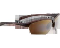 Maui Jim lunette de soleil Stone Crushers Brun Foncé Mat Bronze HCL Polarisée
